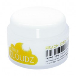 True Cloudz - Peach Iced Tea - 75g