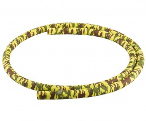 Silikonschlauch Soft-Touch (150 cm - grey yellow camo)