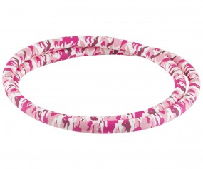 Silikonschlauch Soft-Touch (150 cm - pink camo)