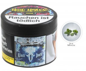 Mad Mouse Tobacco - Black Death - 200g