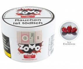 Zomo Tobacco 200g - Strong Red