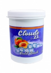Cloudz by 7Days Dampfsteine - Cold Peach - 500g