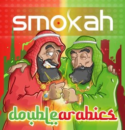 Smokah Tabak 200g - Double Arabics