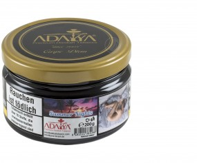 Adalya Tabak Summer Nights (Dose 200g)