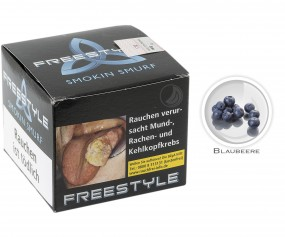 Freestyle - Smokin Smurf (150g Dose)
