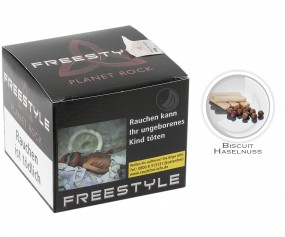 Freestyle - Planet Rock (150g Dose)