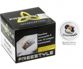 Freestyle - Interceptor (150g Dose)