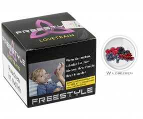 Freestyle - Lovetrain (150g Dose)