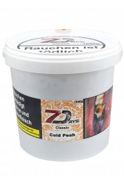 7Days Classic - Cold Peah (1kg Eimer)