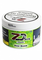 7Days Classic - Sour Bomb (Dose 200g)