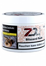 7Days - Blizzard Peah (Dose 200g)
