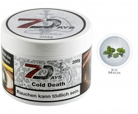 7Days Classic - Cold Death (Dose 200g)