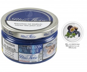 Blue Horse Tobacco - Passion Blue (200g Dose)