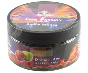 True Passion Dampfsteine 120g - Double App