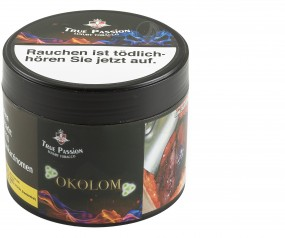 True Passion Tobacco 200g - Okolom