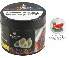 True Passion Tobacco 200g - Black Cup Party