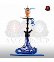 Amy Middle Zoom - blue - RS black powder