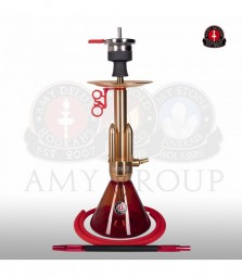 AMY Little Rocket 067.02 - red - gold