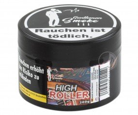 Gentleman Smoke - High Roller - 200g