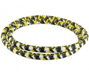 Silikonschlauch Soft-Touch (150 cm - green yellow camo)