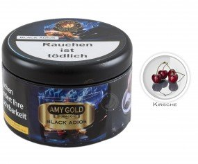 Amy Gold Black Adios (Dose 200g)