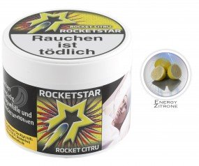 Rocket Star Tabak - Rocket Citru 200g