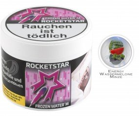 Rocket Star Tabak - Frozen Water M 200g