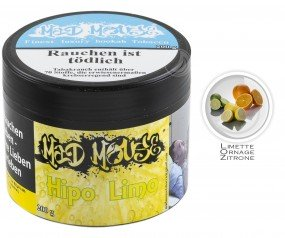 Mad Mouse Tobacco - Hipo Limo - 200g