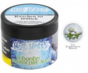 Mad Mouse Tobacco - Icbonbn HARDCORE Nana - 200g