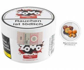 Zomo Tobacco 200g - Dragon Wall