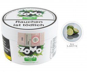Zomo Tobacco 200g - Strong Lim