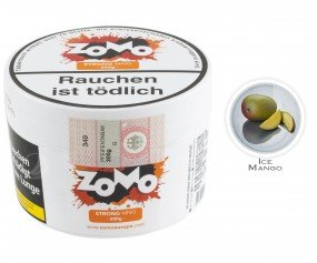 Zomo Tobacco 200g - Strong Mng