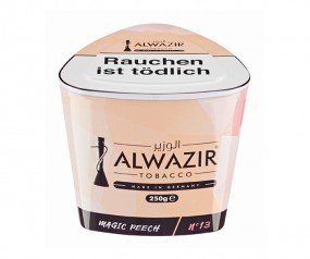 Al Wazir Tabak 250g - No. 13 Magic Peech