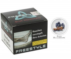 Freestyle - Blue Mountain (150g Dose)