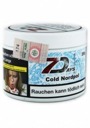 7Days - Cold Nordpol (Dose 200g)