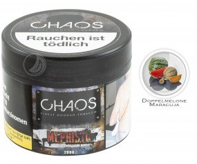 Chaos Tobacco - Mephisto (Dose 200g)