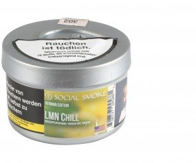 Social Smoke Lemon Chill (Dose 250g)