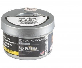 Social Smoke SEX PANTHER (Dose 250g)
