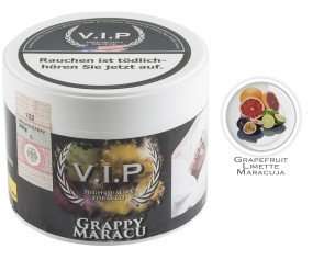 V.I.P. Tobacco - Grappy Maracu 200g