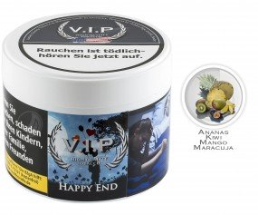 V.I.P. Tobacco - Happy End 200g Dose