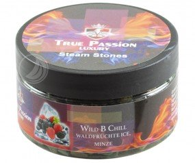 True Passion Dampfsteine 120g - Wild B Chill