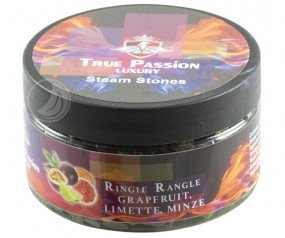 True Passion Dampfsteine 120g - Ringle Rangle