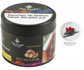 True Passion Tobacco 200g - Recinator