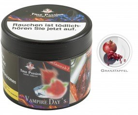True Passion Tobacco 200g - Vampire Day's