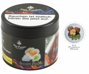 True Passion Tobacco 200g - Slushy PeaMi