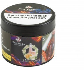 True Passion Tobacco 200g - Lá Mantarina
