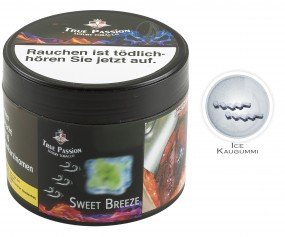 True Passion Tobacco 200g - Sweet Breeze