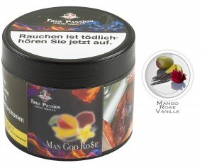 True Passion Tobacco 200g - Man Goo Ro$e