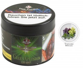 True Passion Tobacco 200g - Green Xplosion