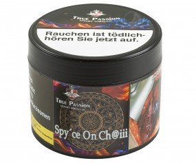 True Passion Tobacco 200g - Spy'ce On Ch@iii
